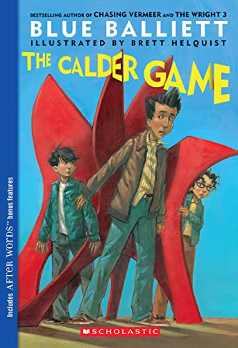 9780439852081: The Calder Game