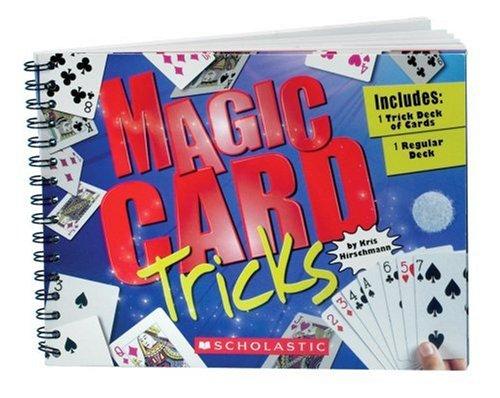 9780439853088: Magic Card Tricks