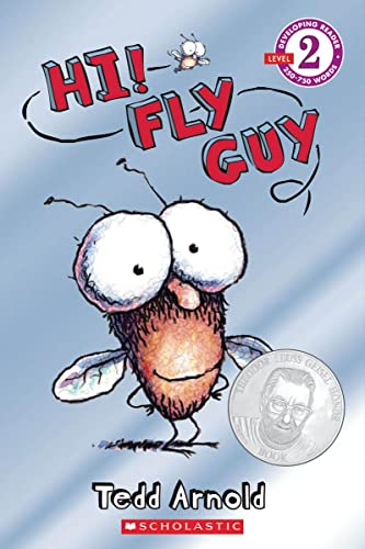 9780439853118: Scholastic Reader Level 2: Hi! Fly Guy