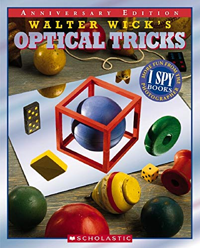9780439855204: Walter Wick's Optical Tricks: 10th Anniversary Edition