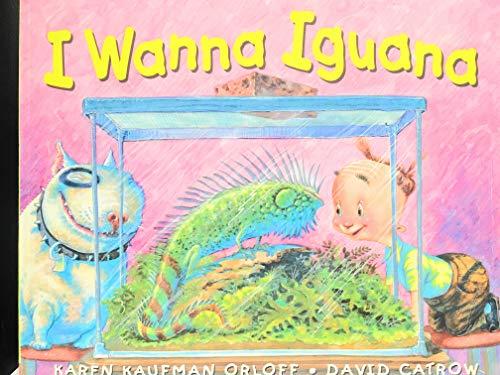 9780439855457: I Wanna Iguana