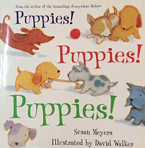 9780439855488: Puppies! Puppies! Puppies!