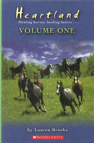 9780439855525: Heartland: Healing Horses, Healing Hearts - Volume One