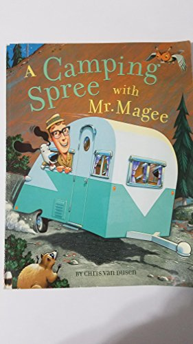 9780439855761: A Camping Spree With Mr. Magee