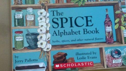 9780439856058: The Spice Alphabet Book