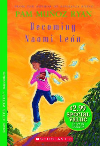9780439856218: Becoming Naomi Leon