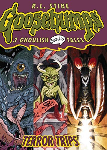 9780439857772: Terror Trips (Goosebumps Graphix)