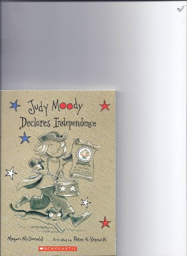 9780439857970: Judy Moody Declares Independence - 2005 publication.