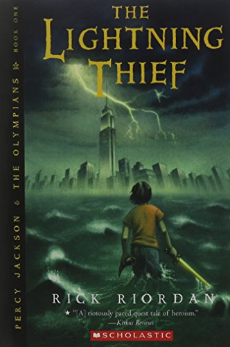 9780439861304: The Lightning Thief (Percy Jackson and the Olympians, Book 1)