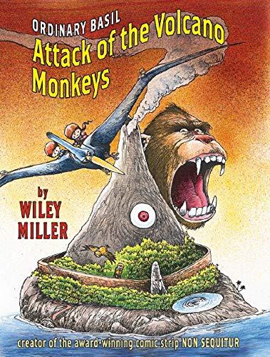 9780439861328: Ordinary Basil: Attack of the Volcano Monkeys