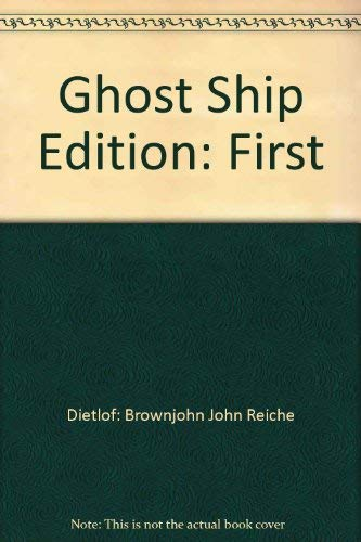 9780439863537: Ghost Ship Edition: First