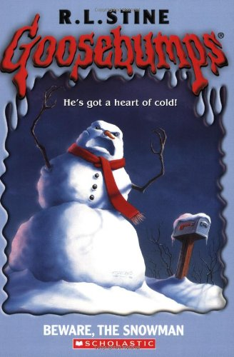 9780439863933: Goosebumps #51: Beware, the Snowman