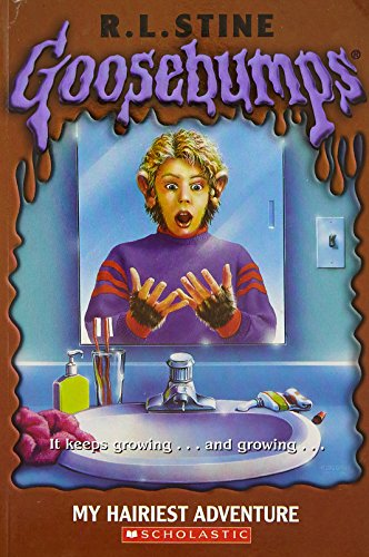 9780439863940: Goosebumps #26: My Hairiest Adventure