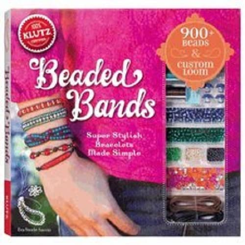 9780439864336: Beaded Bands Kit