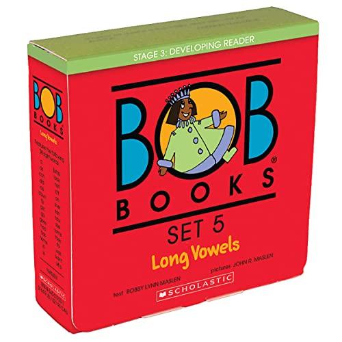 9780439865418: Bob Books Set 5- Long Vowels