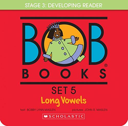 9780439865418: Bob Books Set 5- Long Vowels