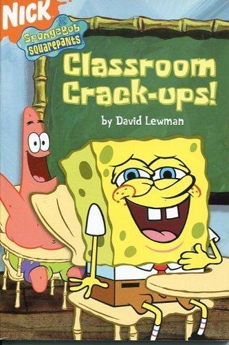 9780439865524: Spngebob Squarepants Classroom Crack-ups