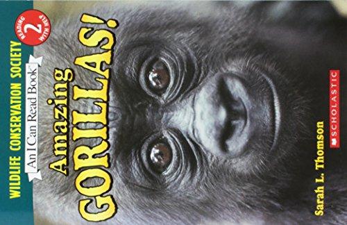 9780439866682: Amazing Gorillas!