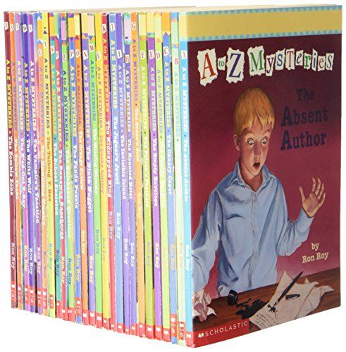 9780439867788: A to Z Mysteries (26 Book Set)