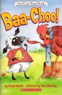 9780439869645: Baa-Choo!
