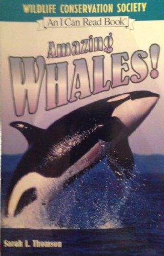 9780439870047: Amazing Whales! (I Can Read Book 2)