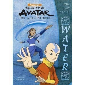 9780439870115: The Lost Scrolls: Water (Avatar: The Last Airbender)
