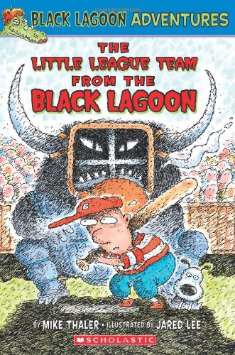 9780439871624: The Little League Team from the Black Lagoon (Black Lagoon Adventures)