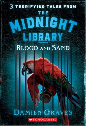 9780439871877: Blood and Sand (Midnight Library)