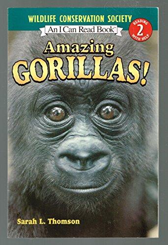 9780439873048: Amazing Gorillas!