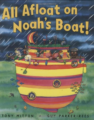 9780439873970: All Afloat on Noah's Boat