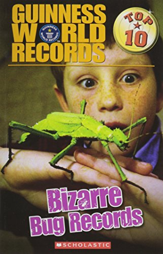 Guinness World Records: Bizarre Bug Records: Celeste Lee