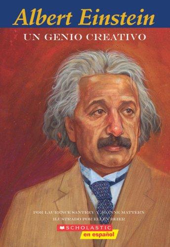 9780439874793: Albert Einstein: Un Genio Creativo (Easy Bio)