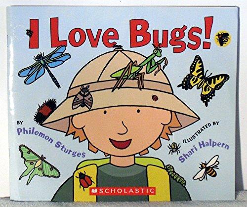 9780439875042: I Love Bugs!