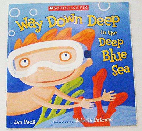 9780439875448: Way Down Deep in the Deep Blue Sea