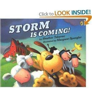 9780439875677: Storm Is Coming!