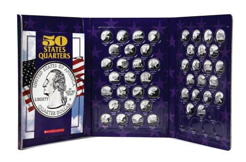 9780439875783: 50 States Quarters Platinum