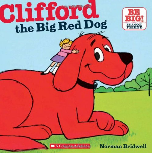 9780439875875: Clifford the Big Red Dog Read Along(Book & CD)