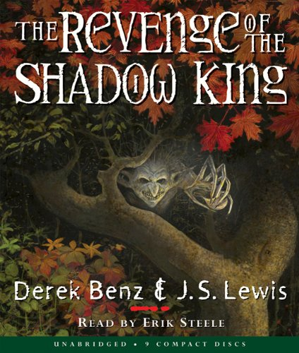 9780439875929: Grey Griffins #1: Revenge of the Shadow King - Audio