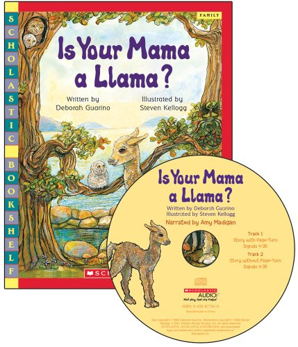 9780439875943: Is Your Mama a Llama?