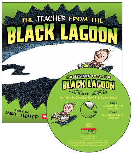 9780439875967: Teacher From Black Lagoon Read Along Library (From the Black Lagoon)