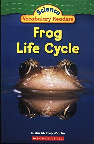 Frog Life Cycle: martin-justin-mccory