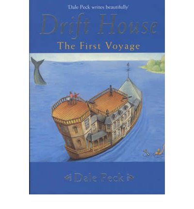 9780439878470: Drift House: The First Voyage