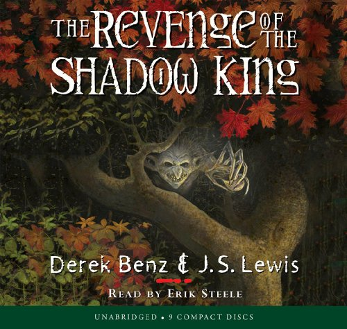9780439879132: Grey Griffins #1: Revenge of the Shadow King - Audio Library Edition