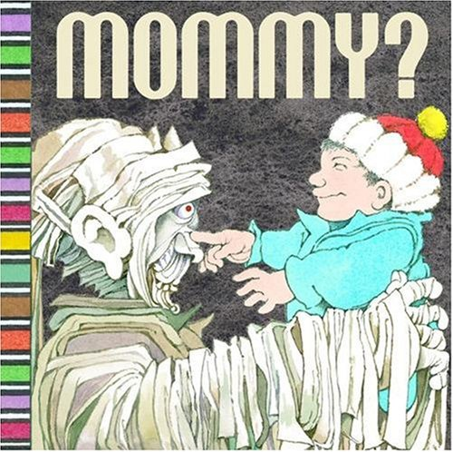 Mommy? (Signed): Yorinks, Arthur