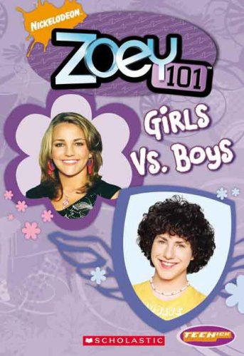 9780439882583: Zoey 101: Girls Vs. Boys (Teenick)