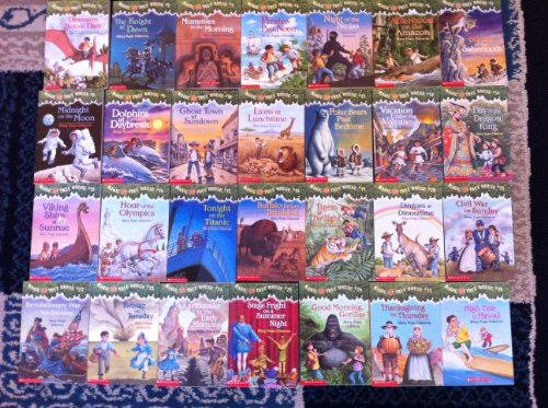 9780439882941: Magic Tree House Boxed Set, Books 1-28