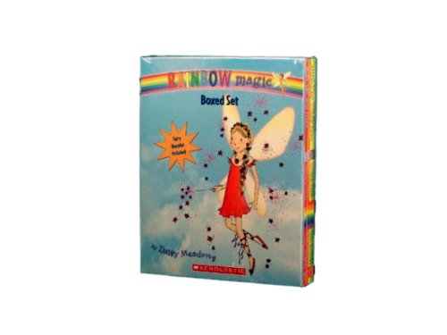Rainbow Magic Boxed Set (Ruby the Red
