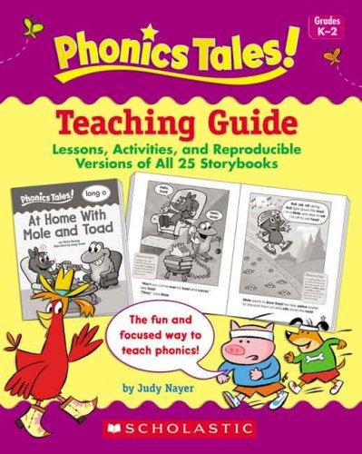 9780439884556: Phonics Tales: Teaching Guide