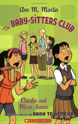 9780439885171: The Baby-Sitters Club: Claudia and Mean Janine (BSC Graphix)