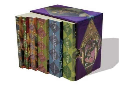 9780439887458: Harry Potter Paperback Boxset 1-6